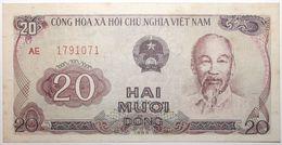 Viet-Nam - 20 Dong - 1985 - PICK 94a - SPL - Viêt-Nam