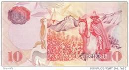 LESOTHO P. 15e 10 M 2007 UNC - Lesotho