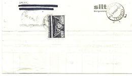 1966 - Italia - Fattura Comm. Aperta              10/33 - Italia