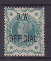 GRANDE - BRETAGNE : SERVICE . N° 52 * . TB . 1896/1902 . ( CATALOGUE YVERT ) . - Service
