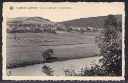 POUPEHAN ( Bouillon ) Vue De La Route Vers Les Croisettes - Bouillon