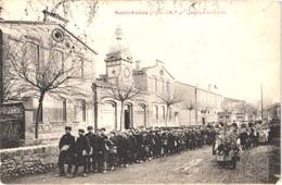 FR66 SAINT ESTEVE - Fau Nb - Groupe Scolaire - Animée - Belle - Autres Communes