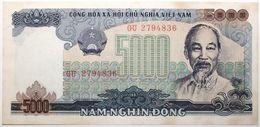 Viet-Nam - 5000 Dong - 1987 - PICK 104a - SPL - Viêt-Nam