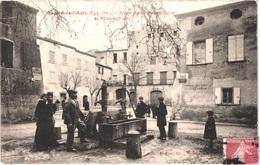 FR66 ESPIRA DE L'AGLY - Fau Nb - Place De La République Et Victor Hugo - Animée - Belle - Autres Communes