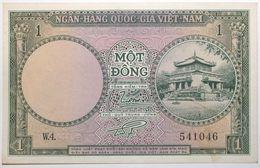 Viet-Nam Du Sud - 1 Dong - 1956 - PICK 1a - SPL - Viêt-Nam