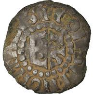 Monnaie, France, Herbert I, Denier, Le Mans, Type Immobilisé, TB+, Argent - 476-1789 Monnaies Seigneuriales