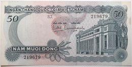 Viet-Nam Du Sud - 50 Dong - 1969 - PICK 25a - SPL - Viêt-Nam