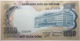 Viet-Nam Du Sud - 1000 Dong - 1972 - PICK 34a - NEUF - Viêt-Nam