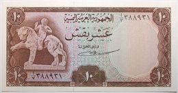 Yémen (Rép. Arabe) - 10 Buqshas - 1966 - PICK 4 - NEUF - Yemen