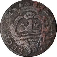 Monnaie, Pays-Bas, ZEELAND, Duit, 1790, TB, Cuivre, KM:101.1 - [ 1] …-1795 : Période Ancienne