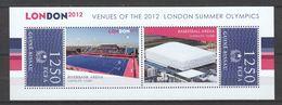 Guine Bissau - MNH Sheet - SUMMER OLYMPICS LONDION 2012 (2) - Estate 2012: London