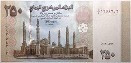 Yémen (Rép. Arabe) - 250 Rials - 2009 - PICK 35 - SPL - Yemen
