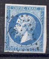 FRANCE ( OBLITERATION LOSANGE ) PC  1521  Hochfelden Bas-Rhin   COTE  40.00  EUROS , A  SAISIR . R 7 - 1849-1876: Période Classique