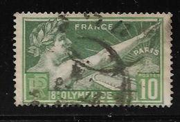 FRANCE JEUX OLYMPIQUES DE PARIS 1924 - Estate 1924: Paris