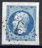 FRANCE ( OBLITERATION LOSANGE ) PC  1377  Geispolsheim Bas-Rhin   COTE  35.00  EUROS , A  SAISIR . R 7 - Marcophilie (Timbres Détachés)