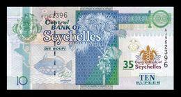 Seychelles 10 Rupees Commemorative 2013 Pick 46 SC UNC - Seychelles