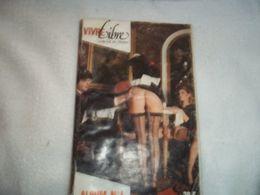 Vivre Libre , La Revue Du Couple , Album N° 1 - Erotic (...-1960)