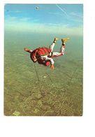 Cpm - CHUTE LIBRE - Centre école De Parachutisme - Parachute - N°67 T.A.P. . - Paracaidismo