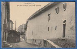 CPA 74 SAINT JOSEPH D'ANNECY - Rue De La Providence Et Entrée De La Galerie - Altri Comuni