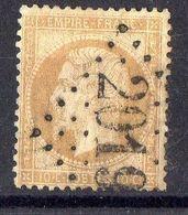 FRANCE ( OBLITERATION LOSANGE ) GC  2019  Levier Doubs    COTE  48.50  EUROS , A  SAISIR . R 7 - 1849-1876: Période Classique