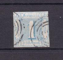 Thurn Und Taxis - 1859/61 - Michel Nr. 15 - Gestempelt - 30 Euro - Tour Et Taxis