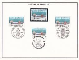 Nr 2307 Gestempeld & 1 Postfris - Postmark Collection
