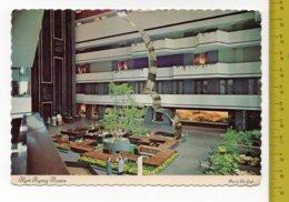 1982 HOUSTON HYATT REGENCY  FG/V SEE 2 SCANS - Houston