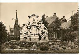 Standbeeld Graal De Mérode - WESTERLO. Echte Foto. - Westerlo