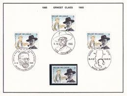 Nr 2191 Gestempeld & 1 Postfris - Postmark Collection
