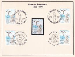Nr 1993 Gestempeld & 1 Postfris - Postmark Collection