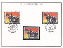 Nr 2369 Gestempeld & 1 Postfris - Postmark Collection