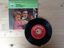 * Conny Und Peter Machen Musik: 45 RPM Vinyl 7'' 1960. Various . - Disco, Pop