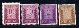 N° 59,66,67 - 1940 - Port Dû (Taxe)