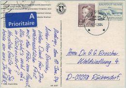 Königin Margarethe II. - Eisbär Mit Jungen - Arktis 1974 - 3913 Tasiilaq - Grönland - Beroemde Vrouwen