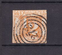 Thurn Und Taxis - 1862/64 - Michel Nr. 28 - Gestempelt - 30 Euro - Thurn En Taxis