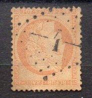 FRANCE ( OBLITERATION LOSANGE ) GC  4 ?   Abondance Haute-Saône COTE  27.00  EUROS , A  SAISIR . R 7 - Marcophilie (Timbres Détachés)