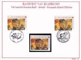 Nr 2529 Gestempeld & 1 Postfris - Postmark Collection