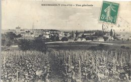 CPA Meursault Vue Générale - Meursault