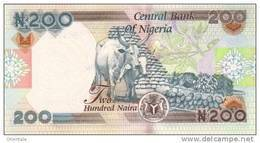 NIGERIA P. 29a 200 N  2000 UNC - Nigeria