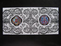 B.F.souvenir N° 78: 850° Anniversaire ... Notre Dame De Paris , Sans Encart, Neuf XX. - Blocs Souvenir