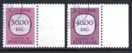 N° 84,85 - 1975 - Port Dû (Taxe)