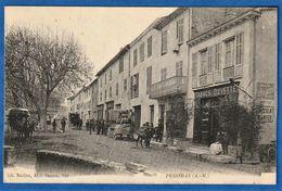 CPA 06 PEGOMAS (A.-M.) - Frankreich