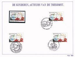 Nr 2531 Gestempeld & 1 Postfris - Postmark Collection