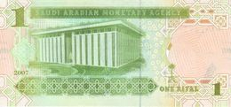SAUDI ARABIA P. 31a 1 R 2007 UNC ( 2 Billets) - Saudi-Arabien