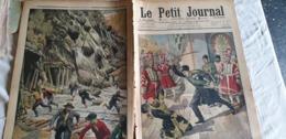 P.J 08 / SUISSE AVALANCHE GOPPENSTEIN /PRESE TEHERAN  CHAH EN COLERE - 1900 - 1949
