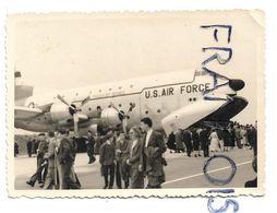 U.S. Air Force Transport Service. Douglas Globemaster II Vers 1960. - Aviazione