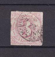 Thurn Und Taxis - 1865 - Michel Nr. 42 Bahnpost Stempel - Gestempelt - Tour Et Taxis