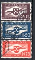 N°1, 2,9 - 1936 - 41 - Oblitérés