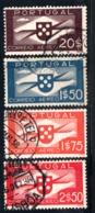 N° 1,2,3,9 - 1936 - 41 - Oblitérés