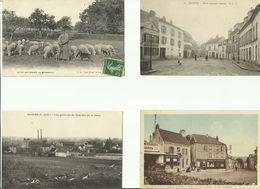 LOT DE 16 CARTES POSTALE FRANCE - 5 - 99 Cartes